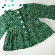 Ravelry: dyedianadye's Sweet Emma made from #Alouette pattern #Frogginette…