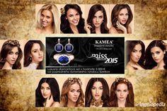 Miss Congeniality winner at Miss Slovensko 2015 to receive Diamond Jewelry