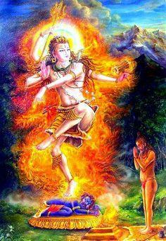 Shiva Nataraj ~ destroyer of illusion