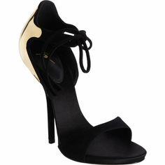 5b740ff7959cd0 Giuseppe Zanotti Plated Heel Tie-Front Sandal  1
