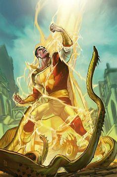 The Thunderous Captain Marvel