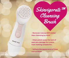 Mary Kay #SkinvigorateBrush Shop: www.marykay.com/LaShon