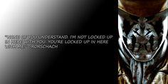Watchmen -Rorschach