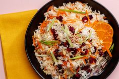 Cranberry Jeweled Rice | Ocean Spray® No Carb Pasta, Ocean Spray Cranberry, Rice Dishes, Rice Bowls, Pasta Salad Recipes, Vegetable Side Dishes, Tasty Recipe, Side Dish Recipes, Great Recipes