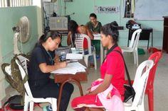 Ejercito nacional realiza jornada de salud en la inspección El Tigre municipio de Valle del Guamuez