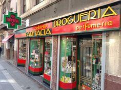 Farmacia clasica Bilbao