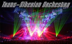 Trans-Siberian Orchestra : I want to see them !!