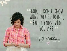 You are there....