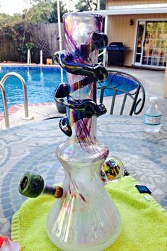 Bong, N pool, puff n dive in Weed Pipes, Pipes And Bongs, Cool Bongs, Puff And Pass, Dab Rig, Glass Bongs, Up In Smoke, Glass Pipes, Smoking Weed