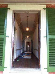 #UVa #Lawn #PavilionX renovations