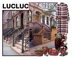 """""""Lucluc.com"""" by asia-12 ❤ liked on Polyvore featuring INC International Concepts, Fountain, Emissary, Proenza Schouler, Lamica, Theory and Thos. Baker"""