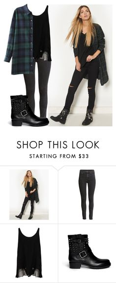 Street. by lava-girl on Polyvore featuring STELLA McCARTNEY, Noisy May, H&M and Valentino