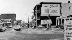 Limoilou dans les années 1960 (36) : intersection 3e Avenue et 2e Rue