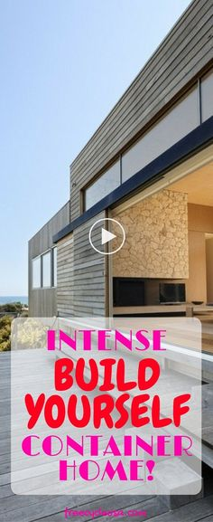 Shipping Container home Build Ideas