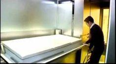 Hong Kong architect turns shoebox apartment into 24 rooms, via YouTube.