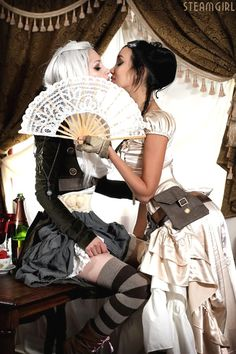 SteamPunk Girl : Photo