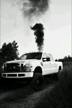 Roll Coal Lifted Ford Trucks Jeep Truck Pickup And S