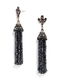 Tinsel Drops | Baublebar - earrings