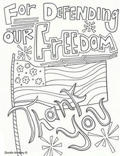 coloring sheets honor veterans