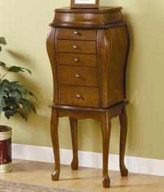 Queen Anne Bedroom Furniture | Home » Bedroom Furniture » Bedroom Armoires » Queen Anne Syle ...