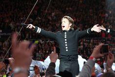 Mark Owen  Take That Present: The Circus Tour Live - Show