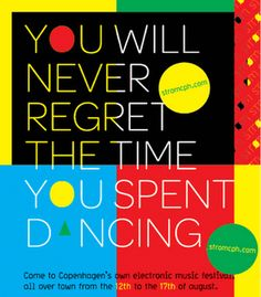 You will never regret the time you spent dancing