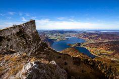 Blick auf Mondsee und Schafberg - Salzkammergut (Foto: Johannes Horak)