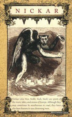 The Daemon Tarot - Rozamira Tarot - Picasa Web Albums