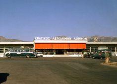 Elliniko airport, 1961