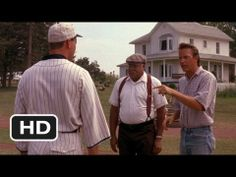 Great Movie Scenes ~ Field of Dreams Funny Movie Lines, Best Movie Lines, Funny Movies, Great Movies, I Movie, Field Of Dreams Quotes, Favorite Movie Quotes, Favorite Things, Baseball Movies