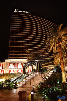 Encore Las Vegas. I like dat!
