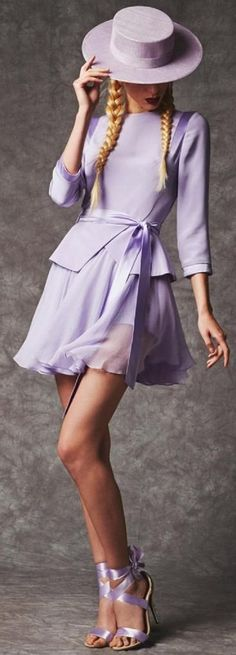 5 Smashing Ways to Wear Lavender Outfits