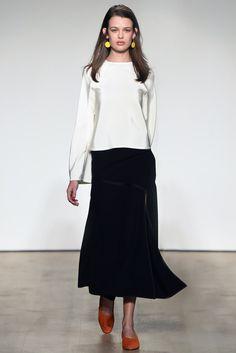 Barbara Casasola Fall 2015 Ready-to-Wear Fashion Show