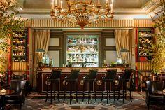 Le Bar Botaniste du Shangri-La Hotel Paris : la nouvelle référence parisienne