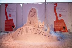 Master Sand Sculpting Competition