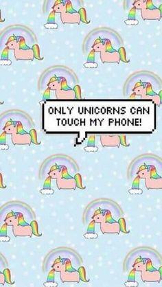 Unicorns Wallpaper