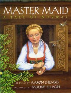 Pauline Ellison   ILLUSTRATION   Master Maid