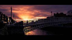 Fine Art Photography Gallery by Giuseppe Milo Dublin Ireland, Sydney Harbour Bridge, Color Street, Street Photography, Gallery, Travel, David, Dawn, Night