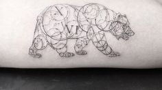 These Geometric Animal Tattoos By Dr. Woo Are Jawdroppingly Gorgeous, And I Need One Yesterday — PHOTOS