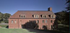 Image 7 of 27 from gallery of Dancy House, Marlborough College / Allies and Morrison. Photograph by Nick Guttridge Marlborough College, Boarding House, Social Housing, Morrisons, Urban Planning, Common Area, Architecture, Castle, Cabin