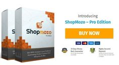ShopMozo PRO Version Upgrade OTO - Best OTO #1 of ShopMozo Unlimited Software Gives You the Power to Upload Attractive Images from Library and Grab Their Attention by the Neck to Boost Sales, Commissions and Profits