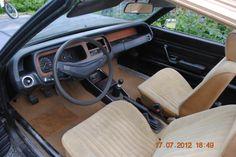 Ford Granada MK1 1973 Interior