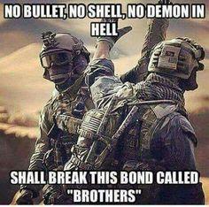 For my boys in the desert! #wardogs