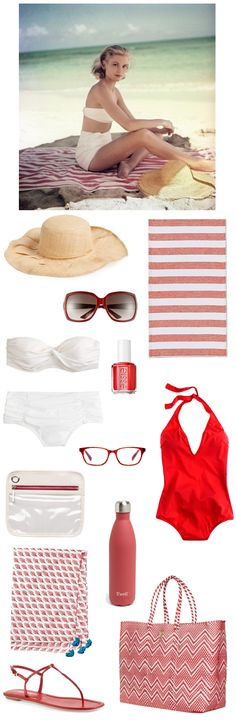 just add Blue!  Red and White | Ridgely's Radar