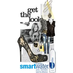 smartwater, created on #polyvore