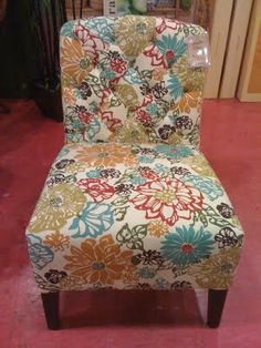 Delicieux From Pier 1 · I Knew I Had Loved Avau0027s Fabric Before... It Was On A Chair