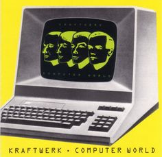 Alltime Classic Album Cover - Kraftwerk - Computer World (1981) //Vega