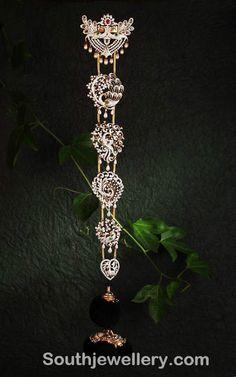 Diamond Jada - Indian Jewellery Designs South Jewellery