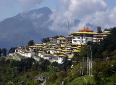Tawang lies in the state of Arunanchal Pradesh. It has India's biggest Tibetan Monastery, and is a holy place for the Buddhism Pilgrimage.  It is filled with numerous monasteries, nunneries, waterfalls, hot water springs and pristine lakes. - See more at: http://indiantoursandtravels07.blogspot.in/2015/02/travel-to-tawang-hill-station.html#.dpuf