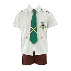 Anime Macross Frontier Cosplay Costume - Mihoshi Academy Male 3rd Small >>> You can get additional details at the image link.